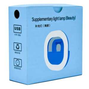 Aro de luz mini para celular lam1060