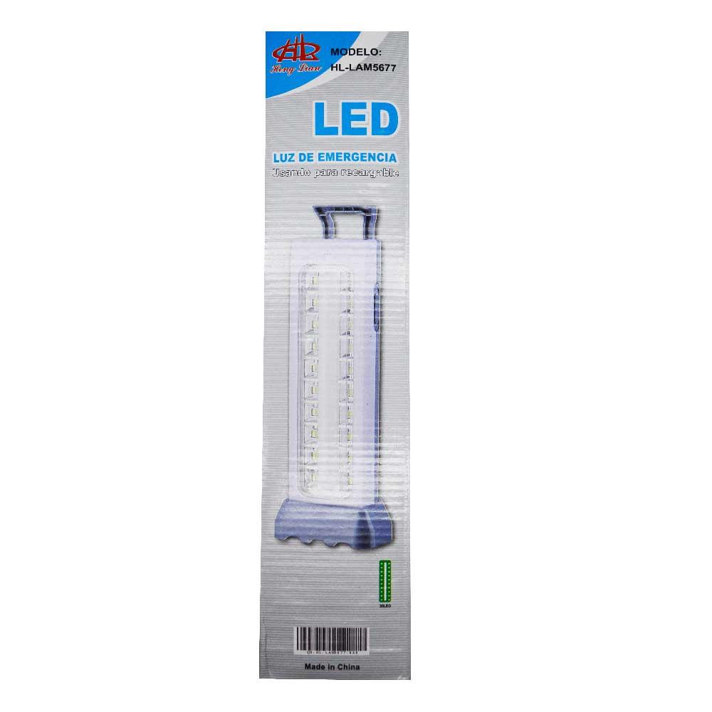 Luz de emergencia led / 35 led / lam5677