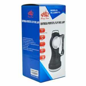 Lampara portatil solar lam5773