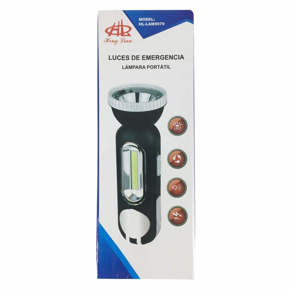 Lampara portatil solar lam5979
