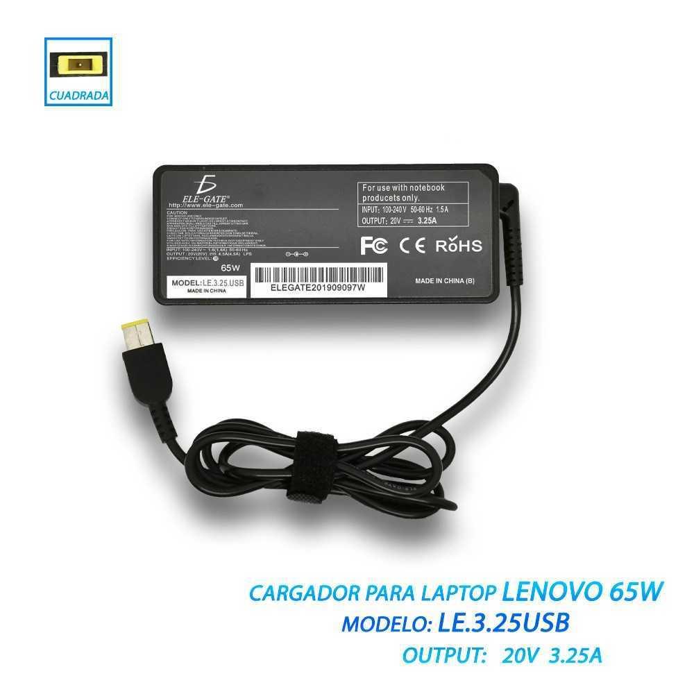 Cargador para laptop le325usb