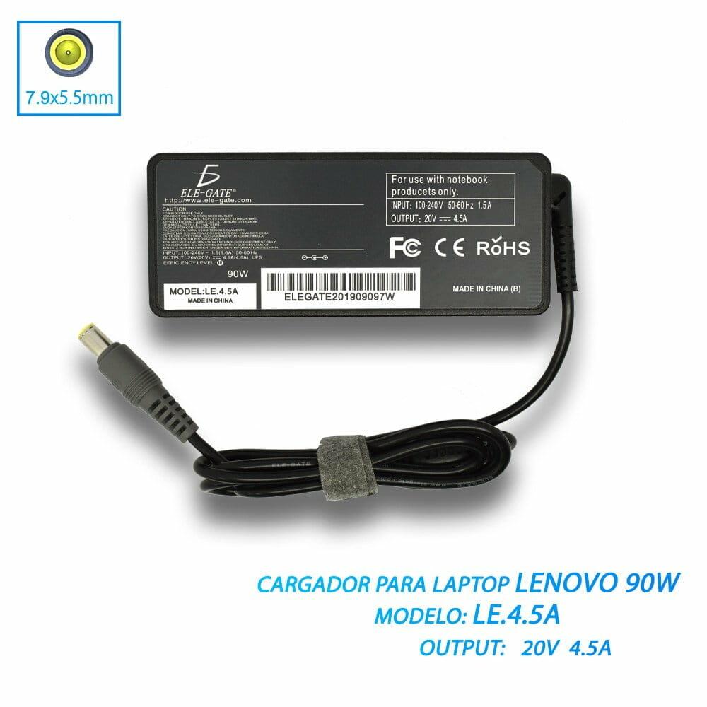 Cargador para laptop le45usb
