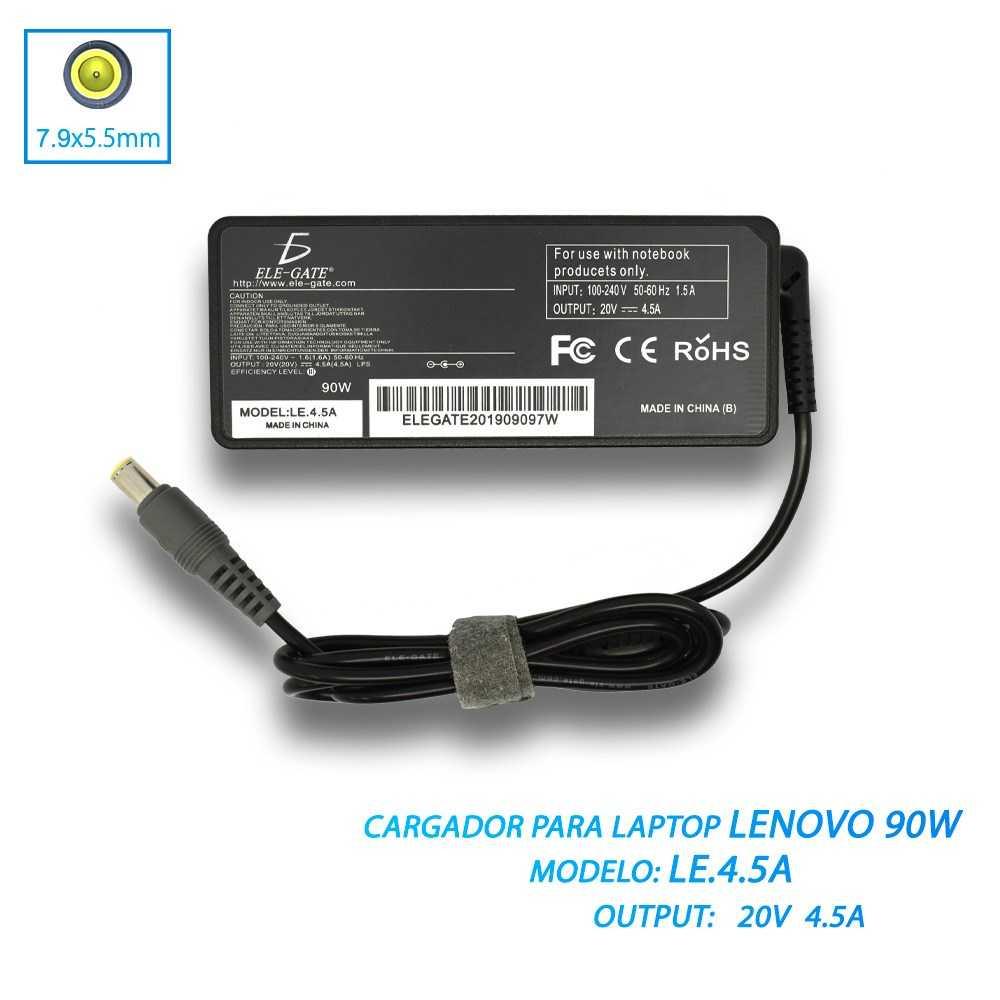 Cargador para laptop le45a