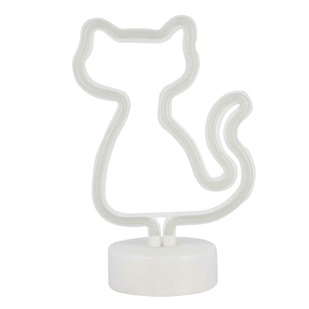 Lampara en forma de gatito led-023