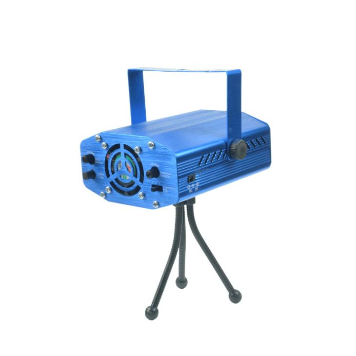 Mini proyector lampara laser disco dj movimiento automatico ele gate