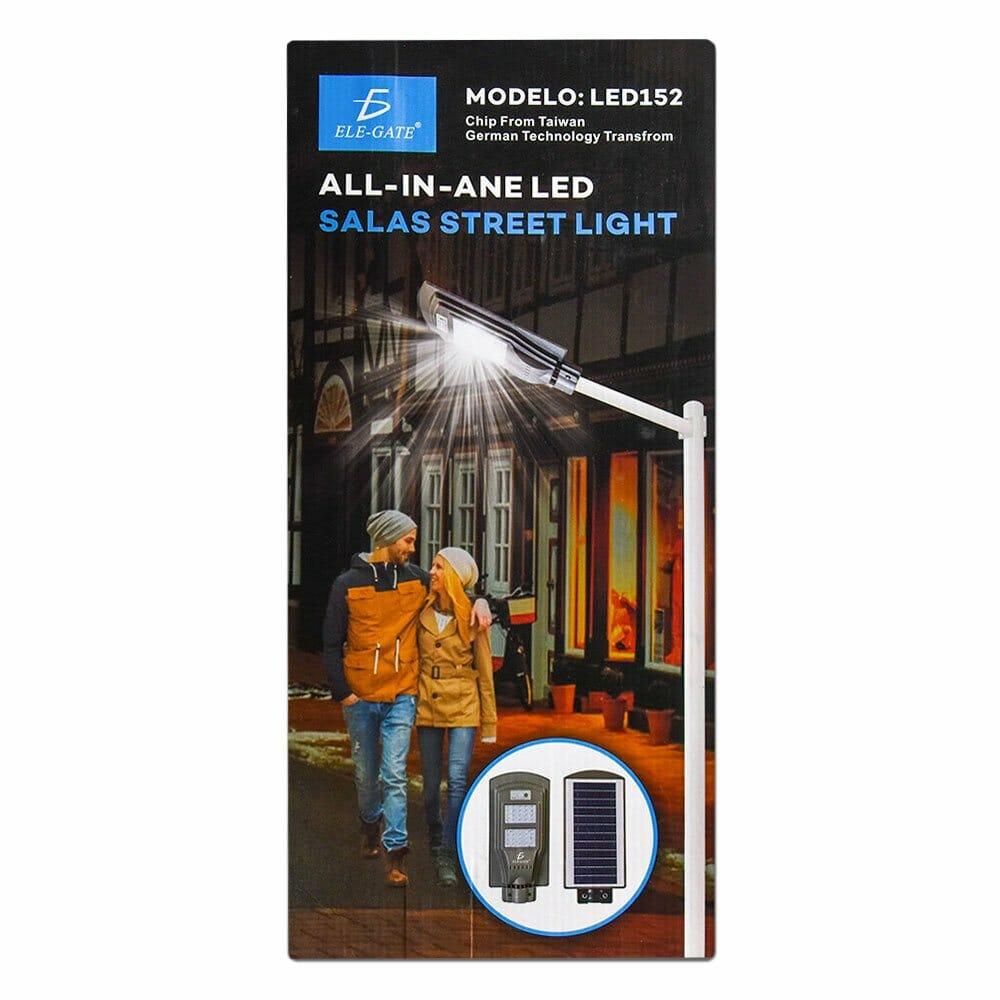 Lámpara led / all in ane led / salas street light / led.15.2