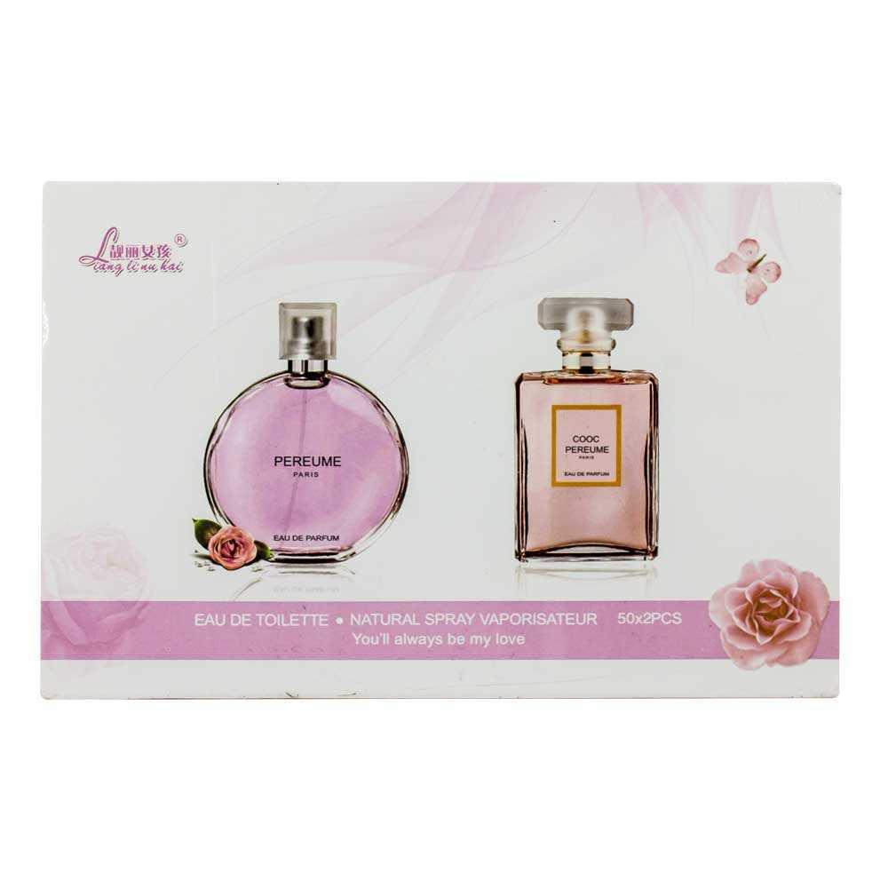 Perfumes paris natural spray vaporisateur ll-02
