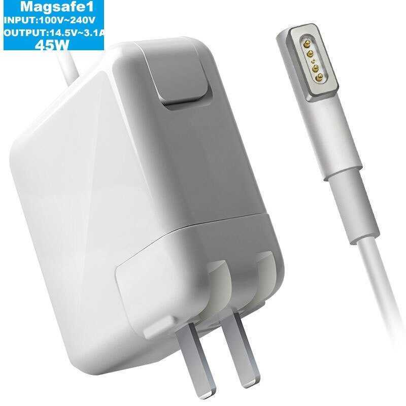 Cargador para laptop mac45l