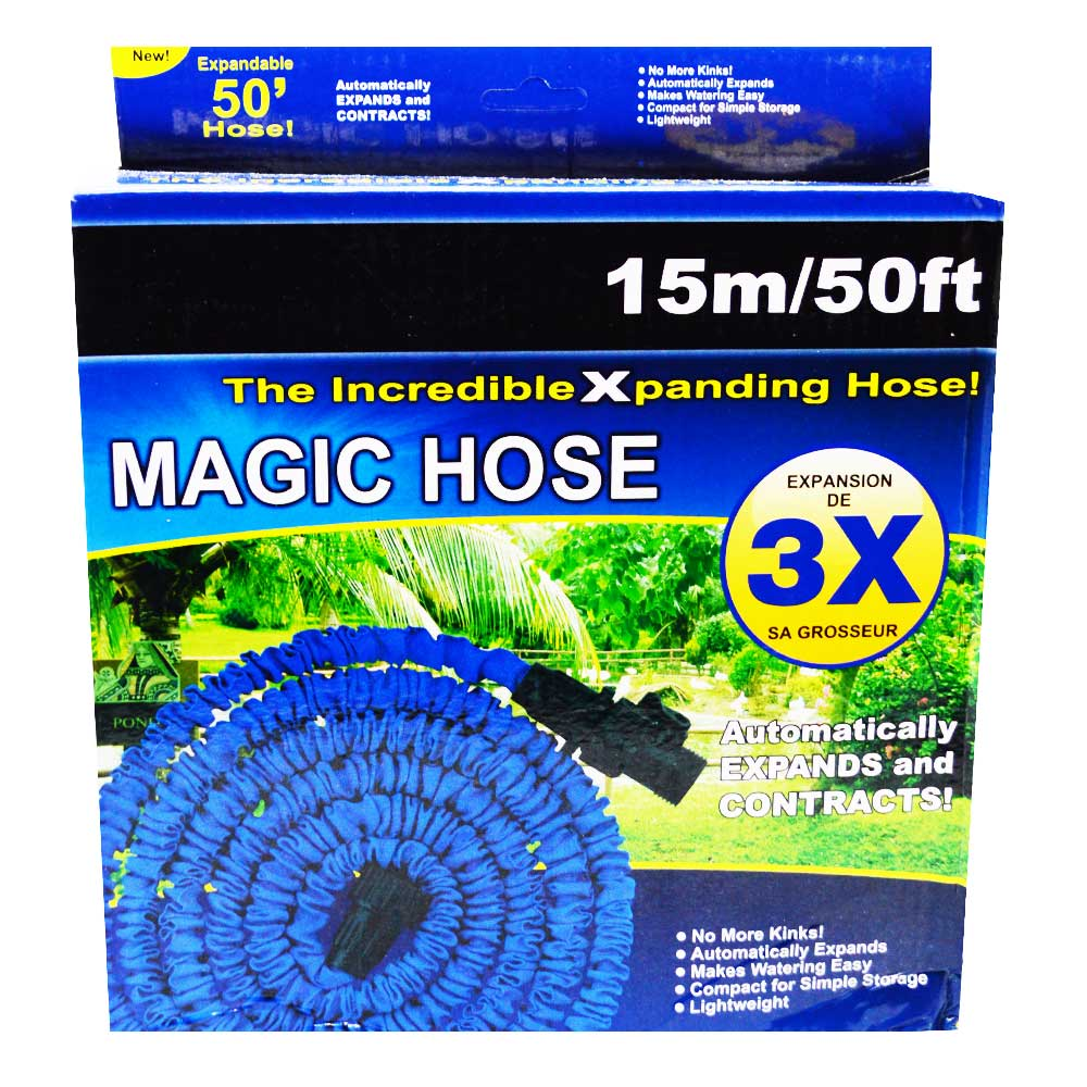 Manguera / magic hose / 15m / 50 ft / mf9123