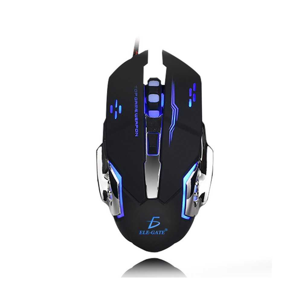 Mouse usb con sensor gamer mo.21