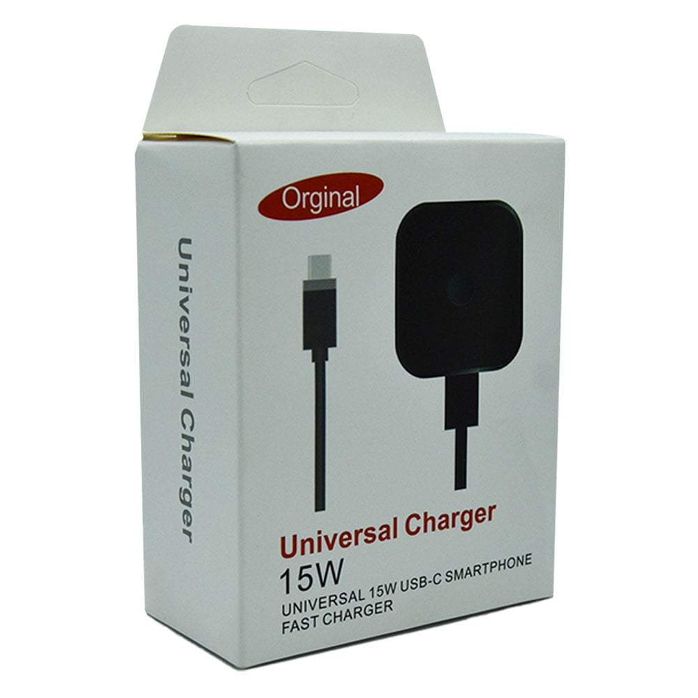 Cargador tipo c my phone universal charger 15w mt-1-9