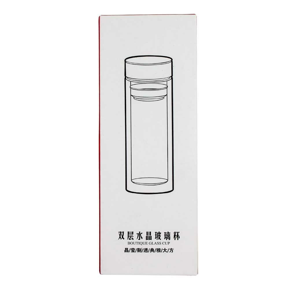 Recipiente de vidrio para bebidas / mulasom / rpb6564