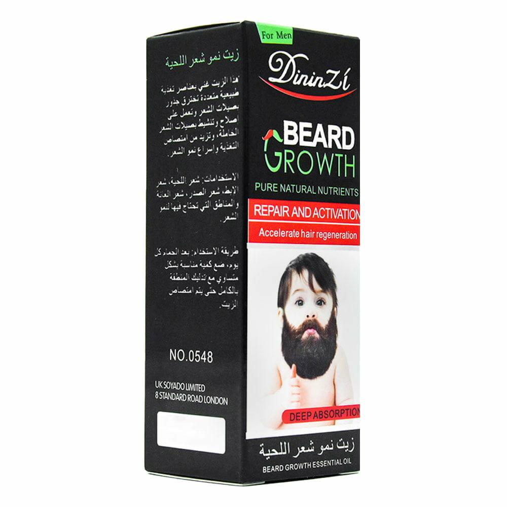 Aceite para barba oxt-548