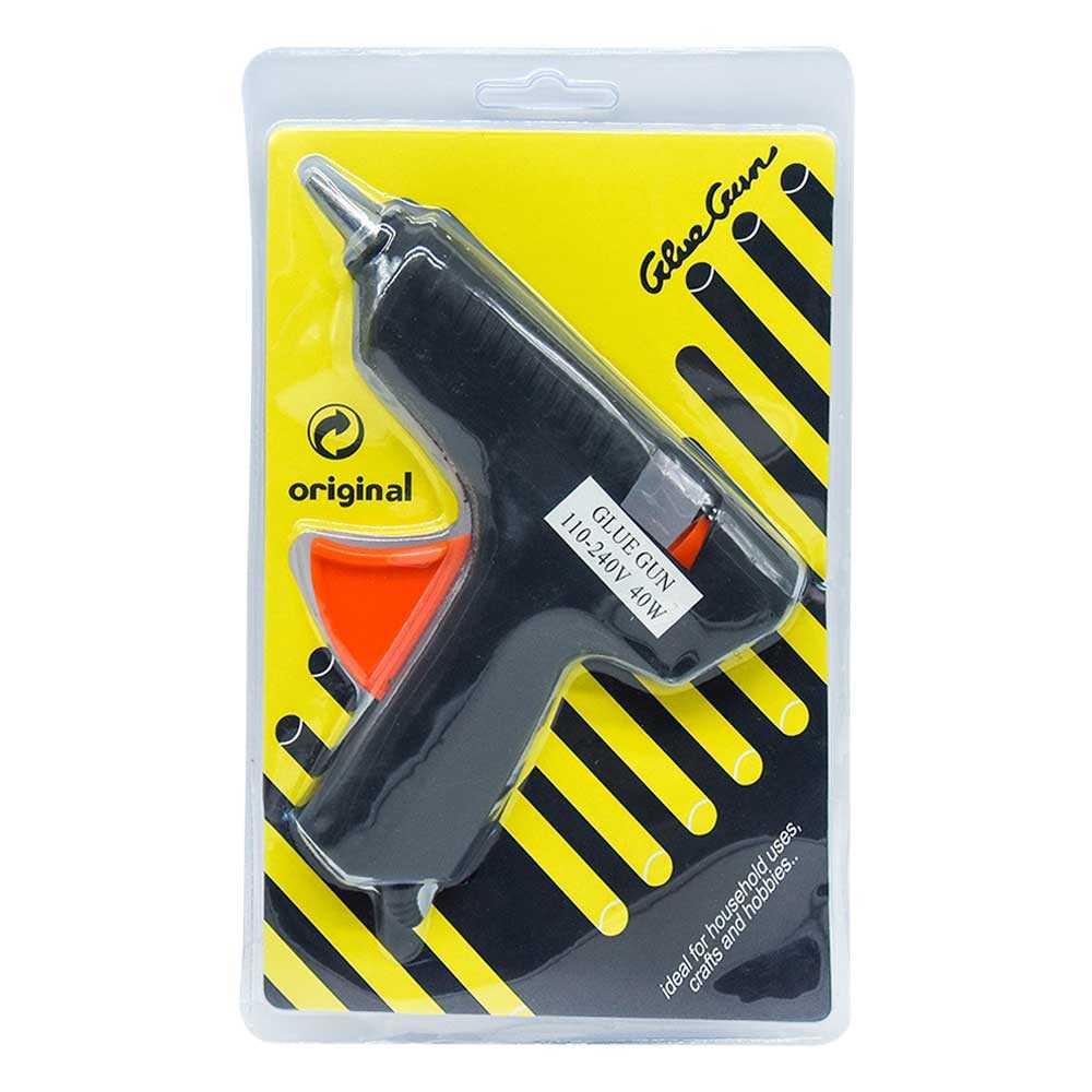 Pistola de silicon / glue gun / pi5509