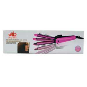 Pinza para el cabello hl / 3 in 1 multifunction prefect curl / pl83
