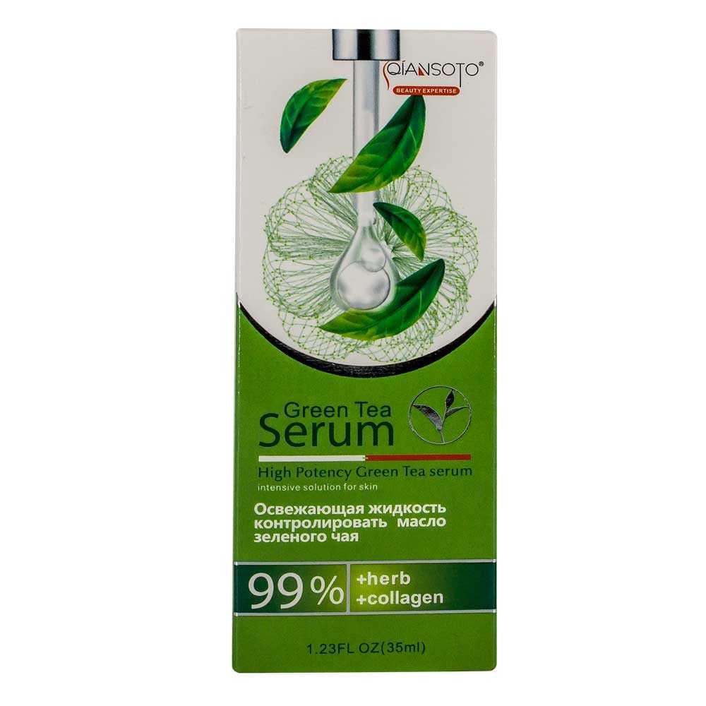 Esencia de te verde para cuidado de la piel qst03837