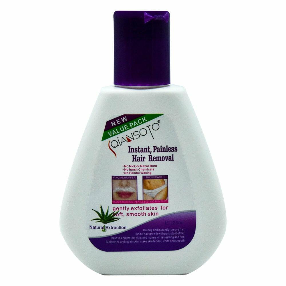 Crema depiladora qiansoto hair removal / qxt-005