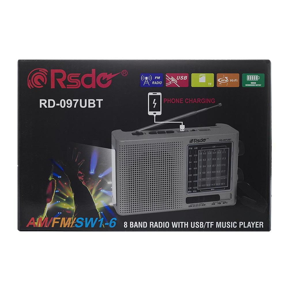 Rd-097ubt radio rd-097ubt