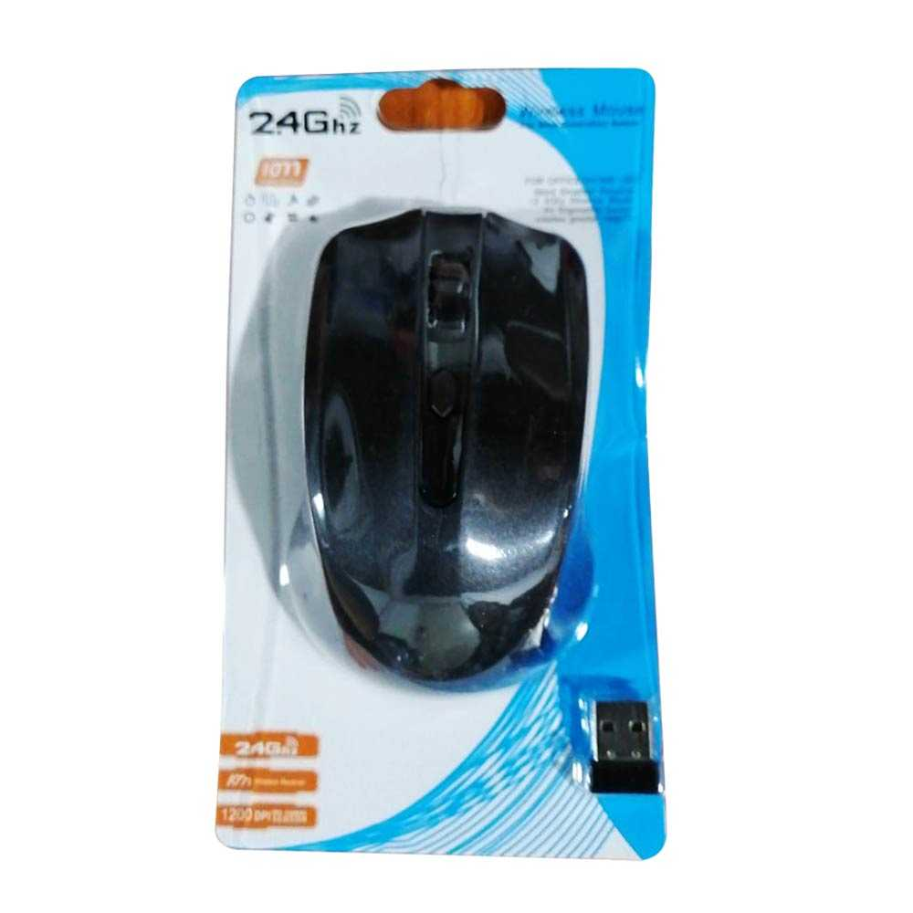 Mouse wireless 2.4ghz / s-8