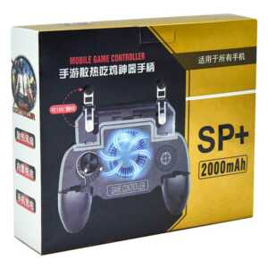 Control game para celular con ventilador sp+/sp-control