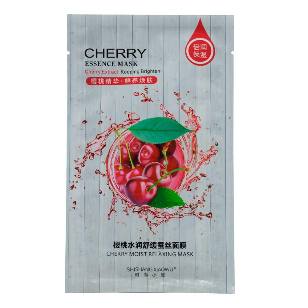 Mascarilla de seda hidratante de cereza ssxw808