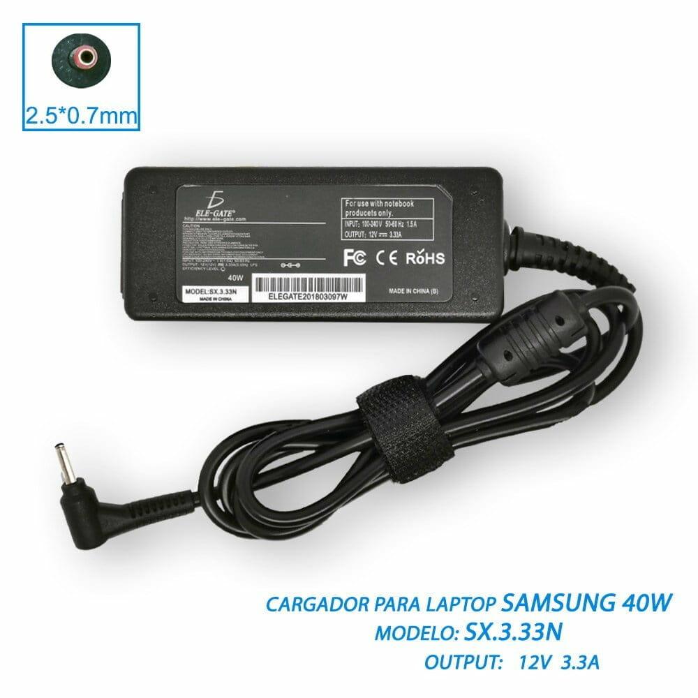 Cargador para laptop sx333n