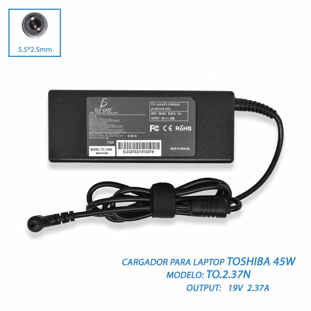 Cargador para laptop to395