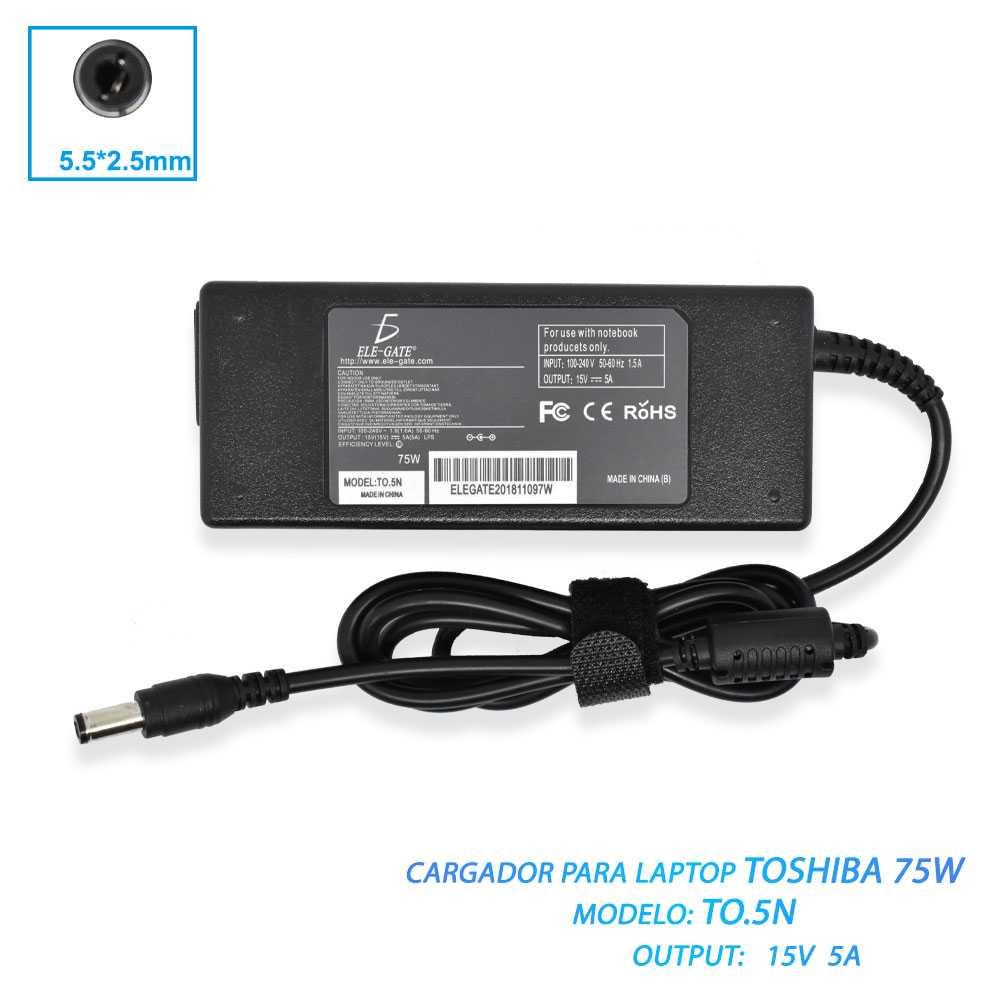 Cargador laptop to155 / to5n / to.5n