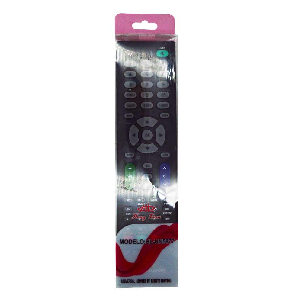 Control remoto universal de tv / lcd / led /