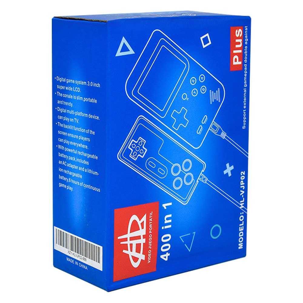 Consola de videojuego vjp02