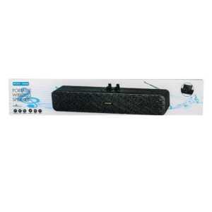 Bocina portable wireless speaker w608m