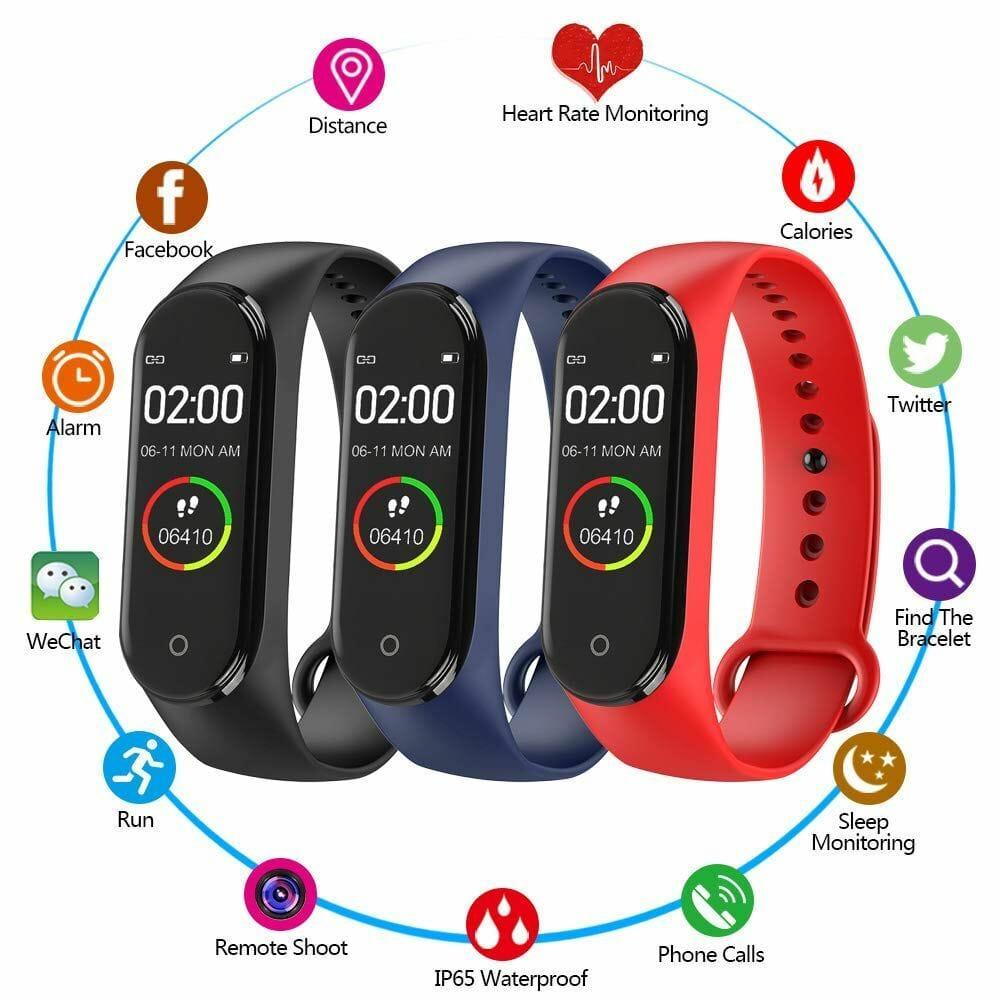 Smartwatch wchm4
