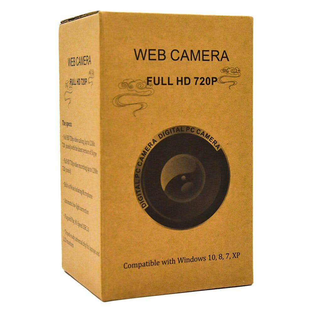 Camara web / web camera full hd 720p