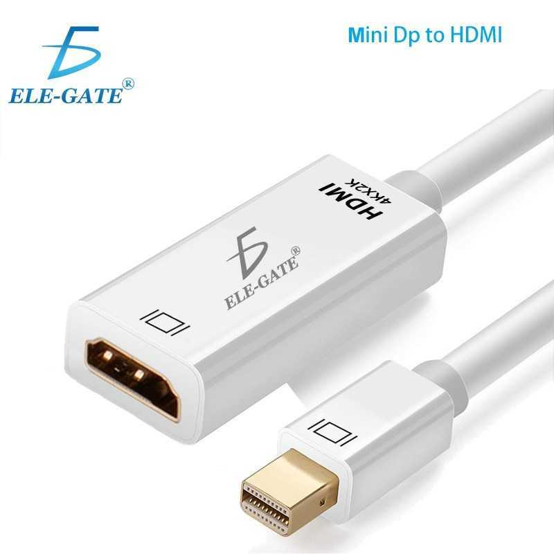 Adaptador mini displayport a hdmi macbook 2kwi39 ele gate
