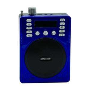 Megafono radio bt wks-204