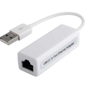 Adaptador usb ethernet red lan ethernet rj45 a usb 2.0 wl07 ele gate