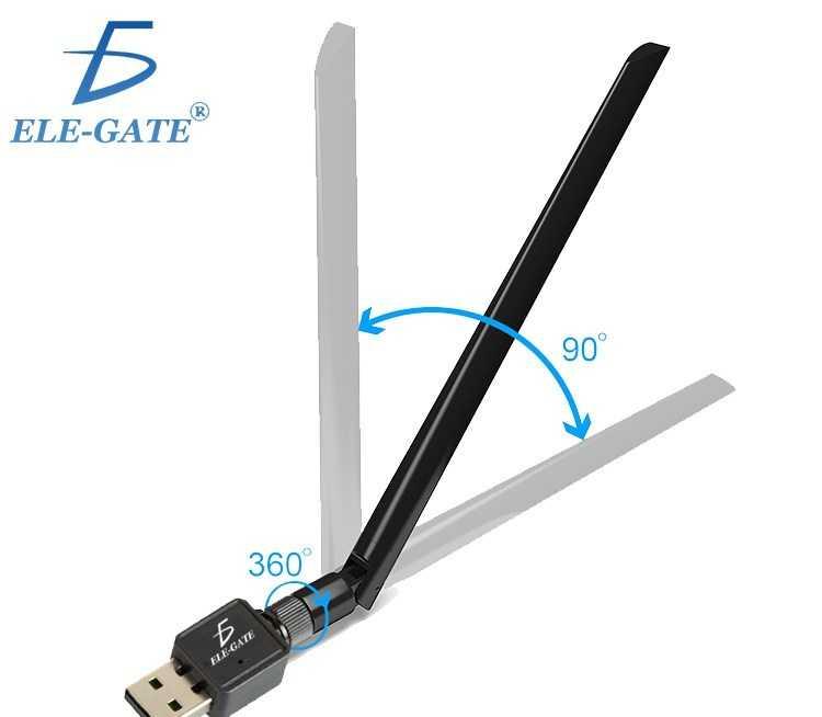 Antena red wifi wl10 ele gate