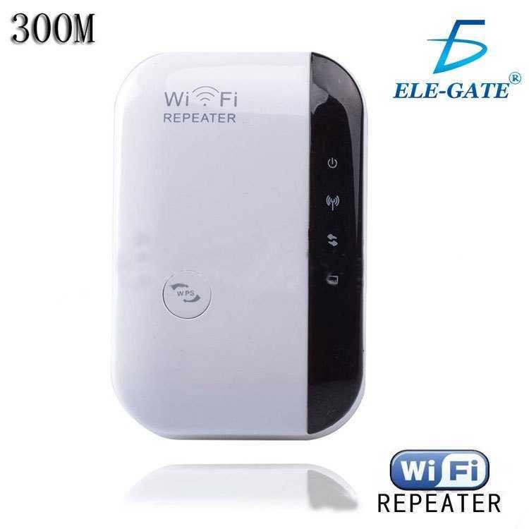 Repetidor señal wifi ele gate wl28