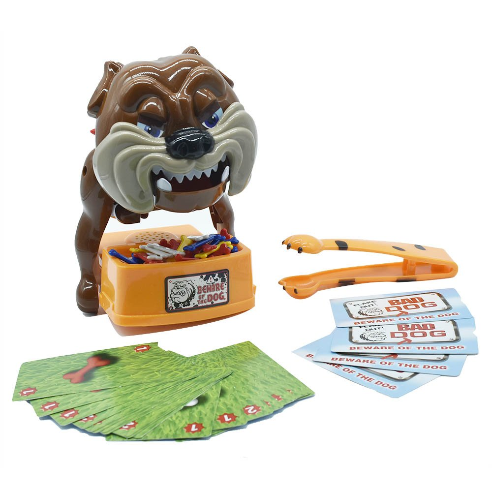 Juego de mesa cuidado con el perro/ beware of the dog kikis toys ws5322