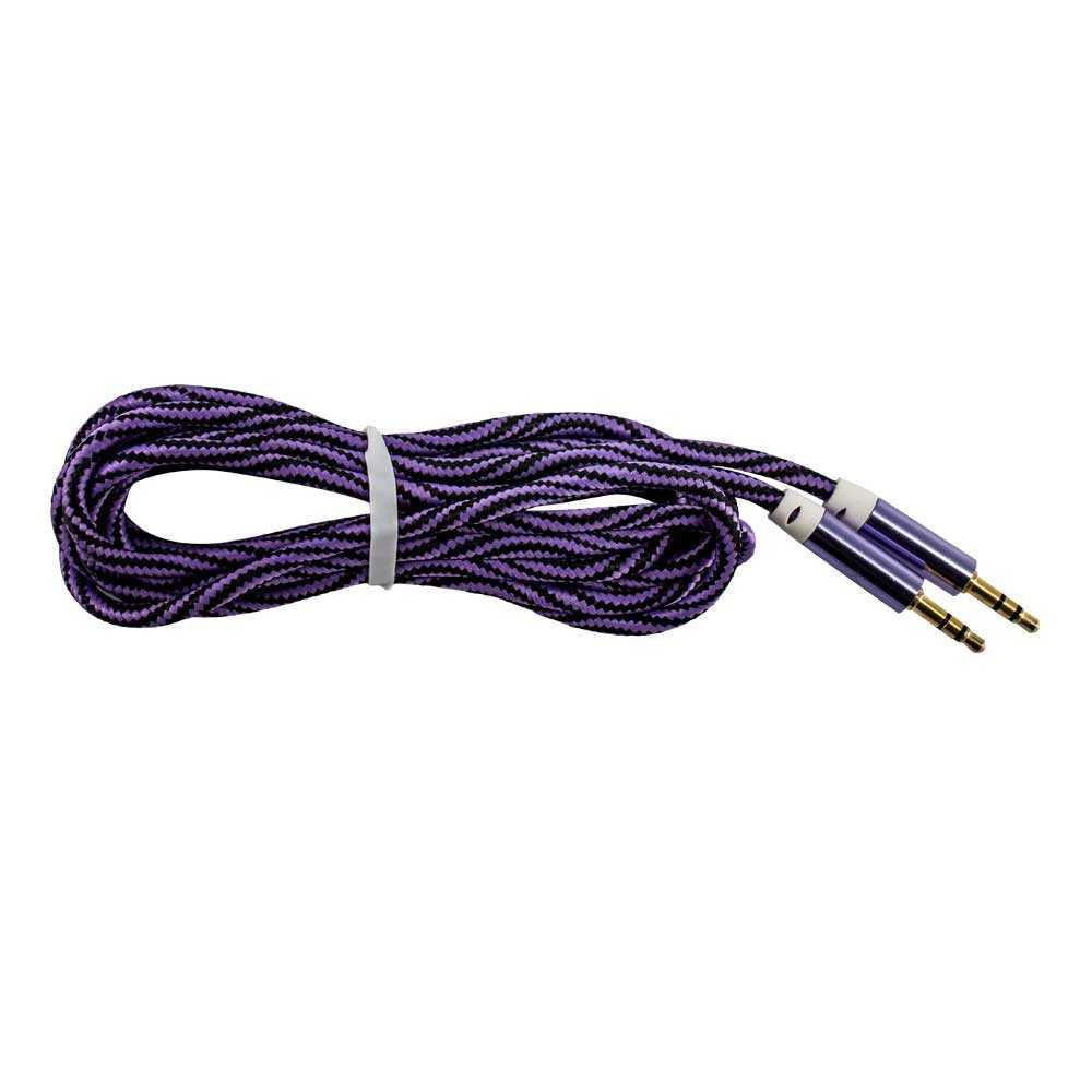 Cable auxiliar de 3 metros rayado