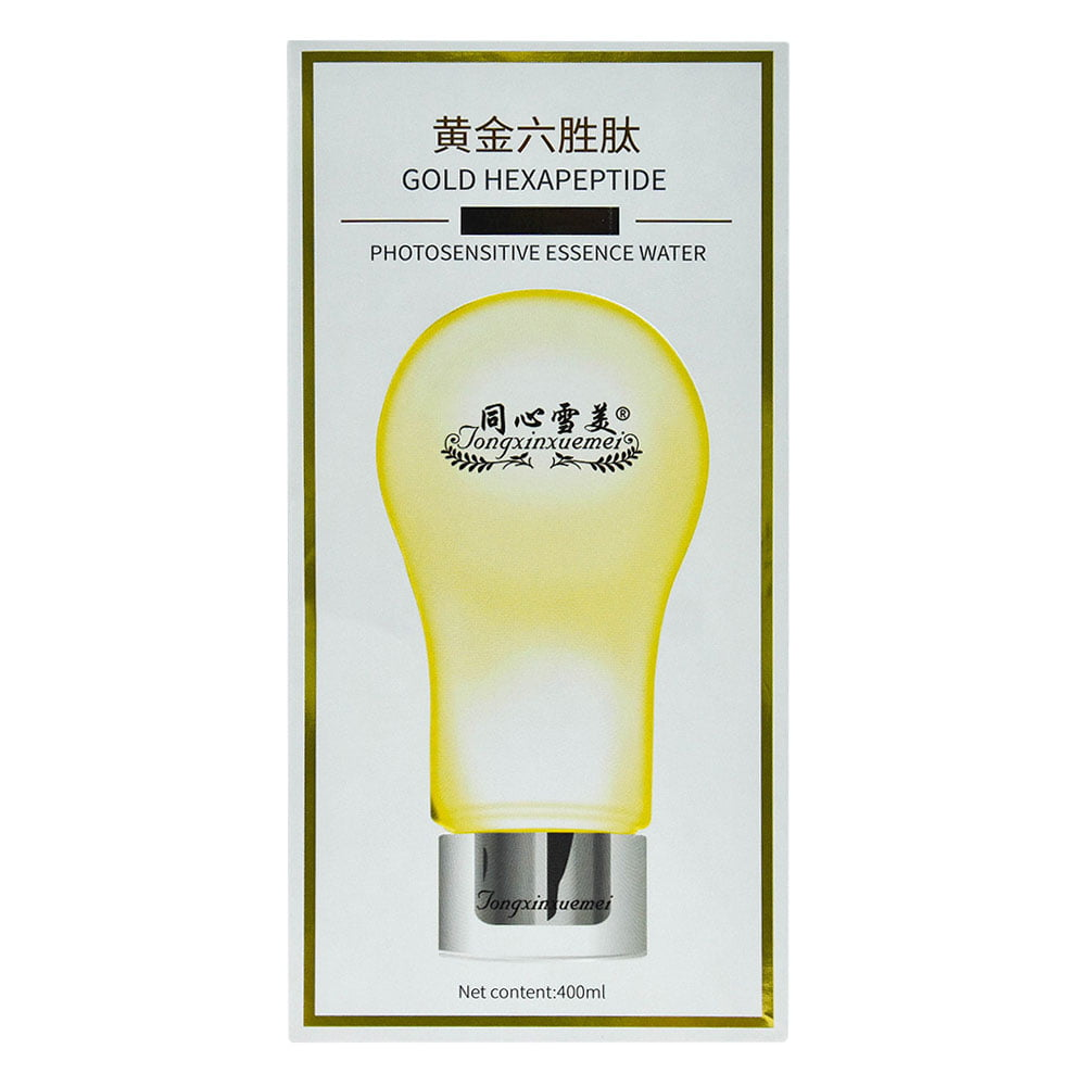 Hexapéptido de oro esencia de agua fotosensible xm0031