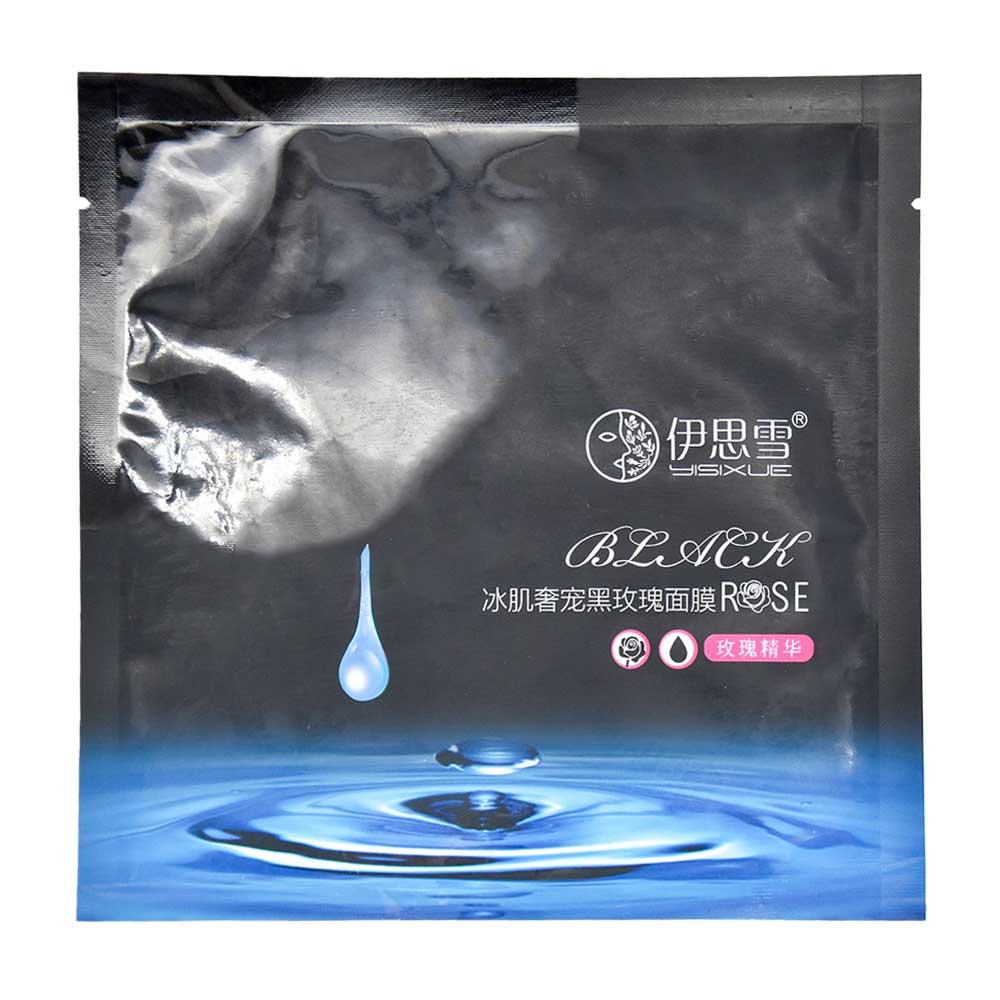 Mascarilla hidratante de rosa black y0498