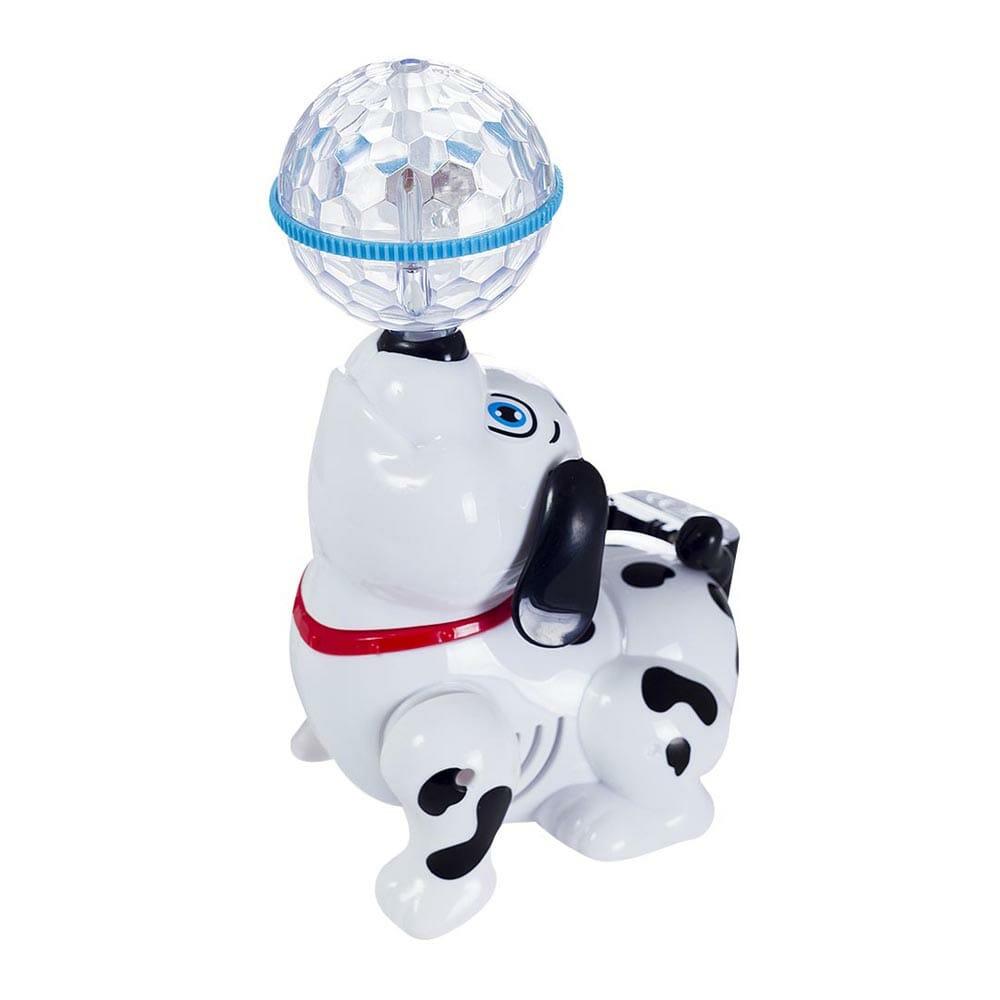 Juguete de perrito con luz/dog danc yj388-19 generico