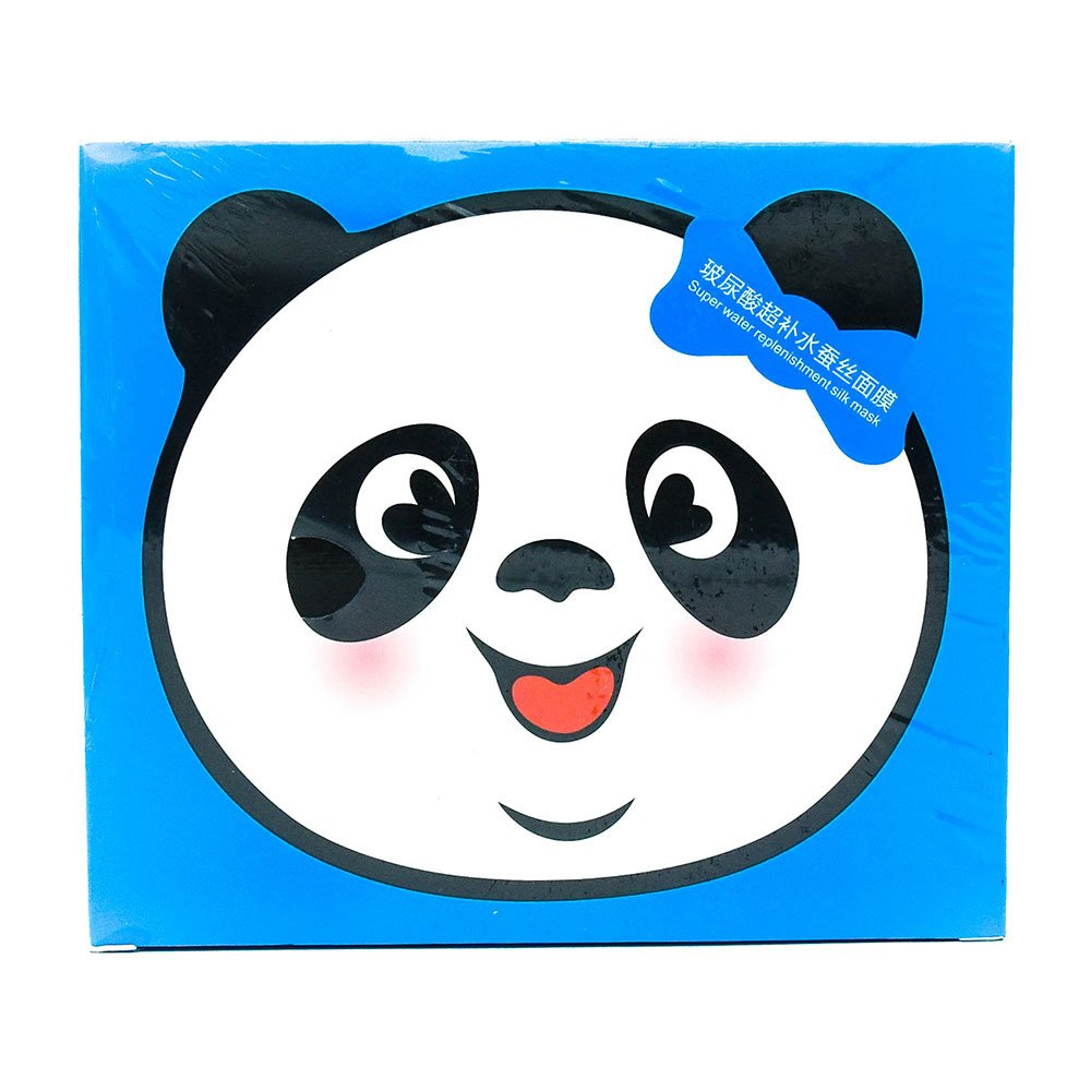 Mascarilla panda azul yym-3 maquillaje