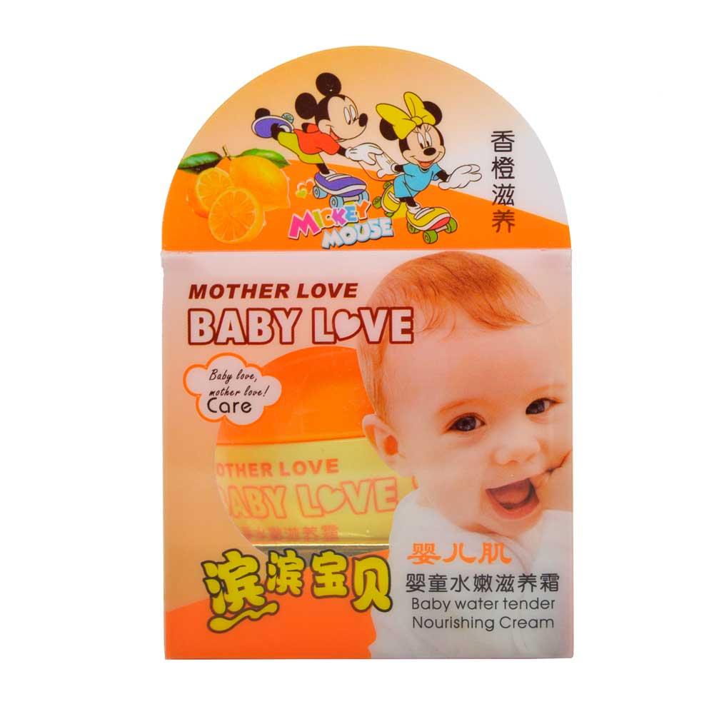 Crema para bebe babay love