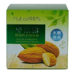 Crema de almendras / nut oil hydrating nourishing cream / yzm-119