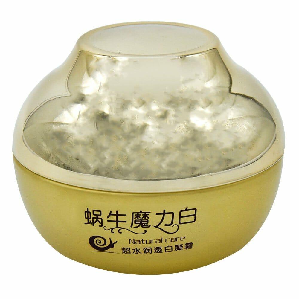 Crema de caracol / nincome snail white natural care / yzm-22