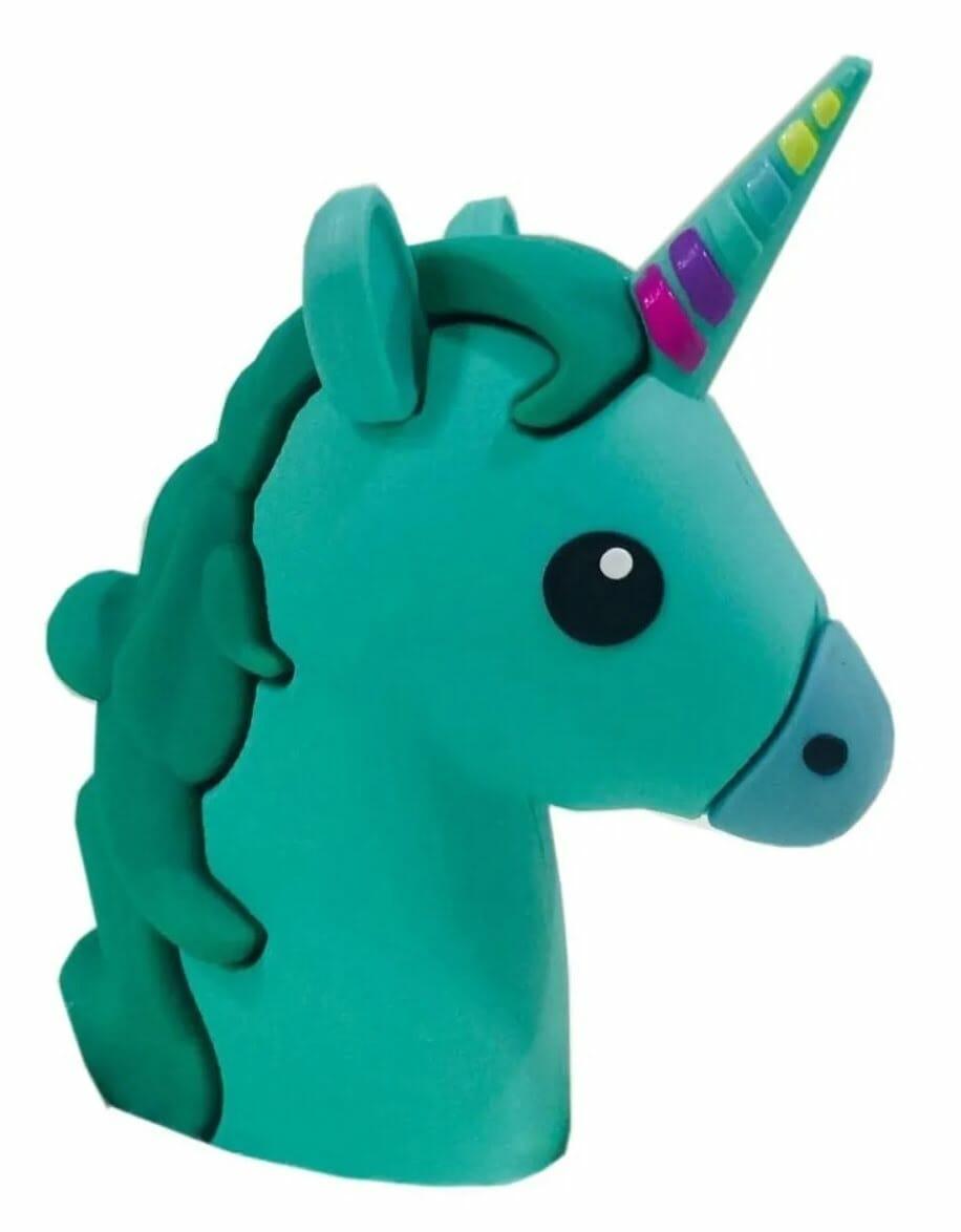 Power bank 9000 mah unicornio