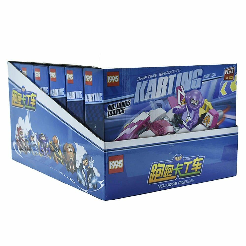 1pz juguete armable emperor ht karting zj-0215