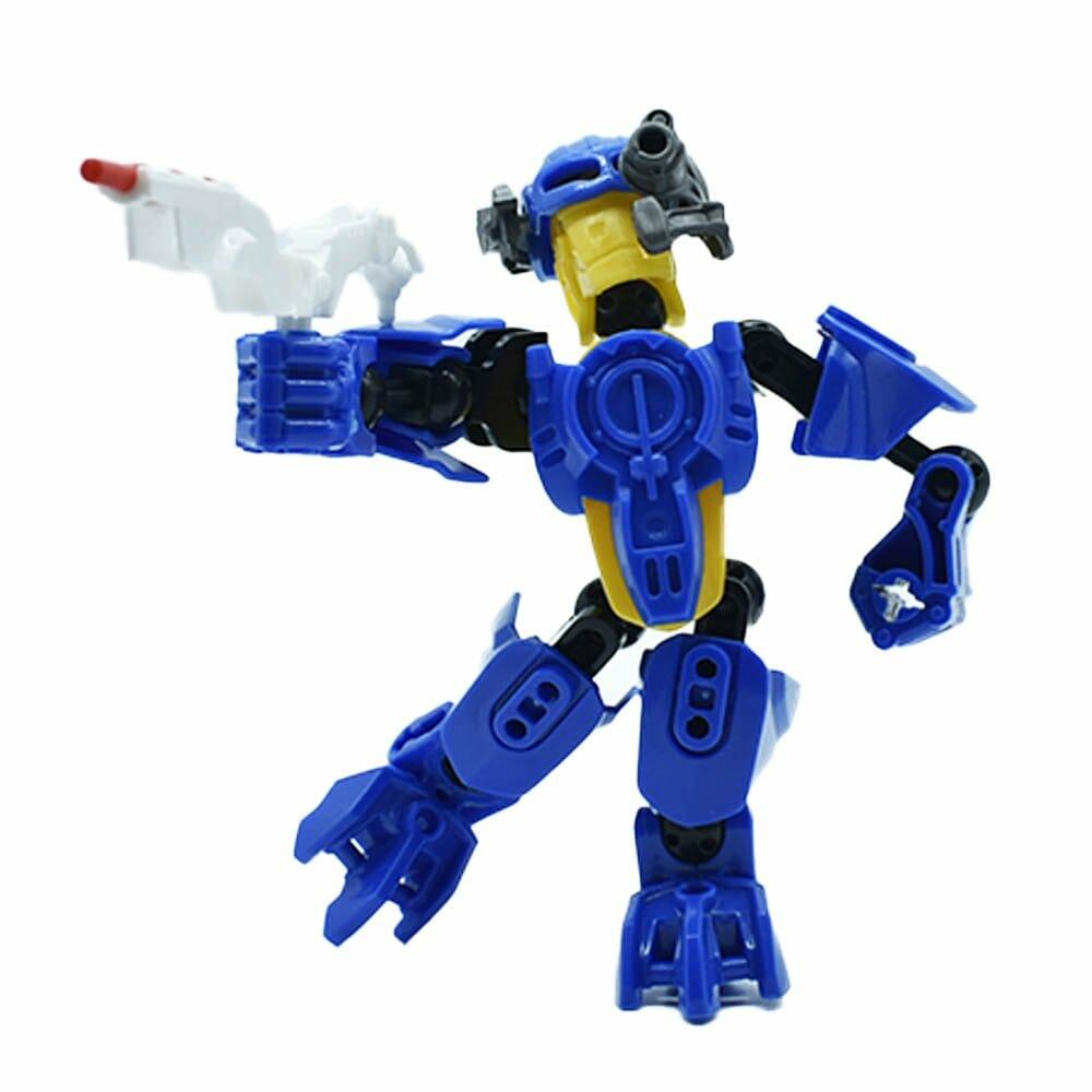 Robot guerrero thunderrolt c/1pz zj-0329